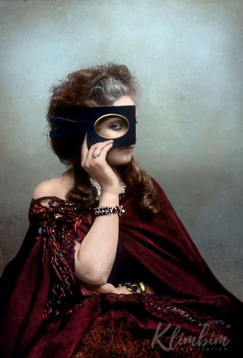 Графиня ди Кастильоне или просто Ла Кастильоне - итальянская куртизанка, фотомодель.