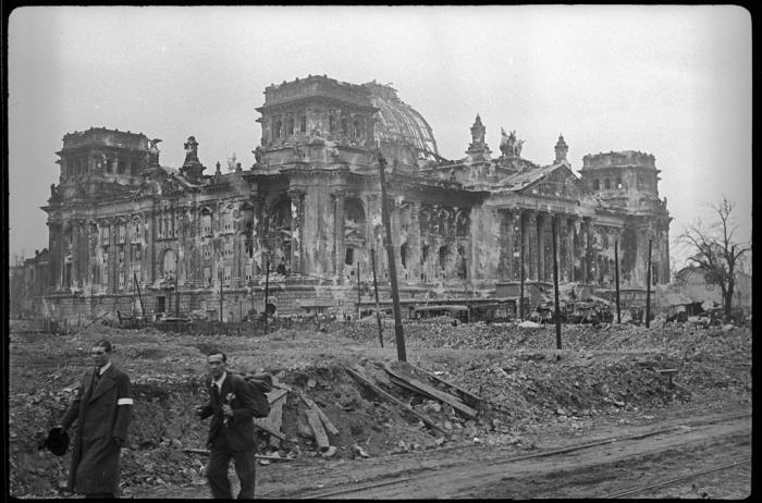 Разрушение Рейхстага было целью для советских солдат и было сравни победы над фашизмом.