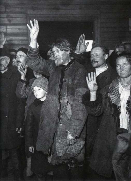 Выборы в местные органы власти. СССР, Подмосковье, 1925 год.