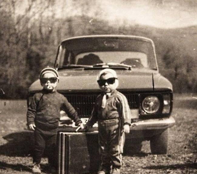 «Мафия». СССР, Подмосковье, 1980-е годы.