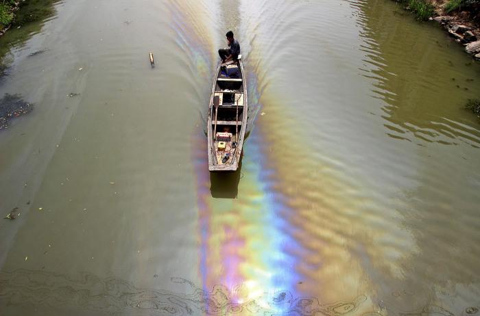 В поисках чистой воды. Китай, Шаосин, провинция Чжэцзян.