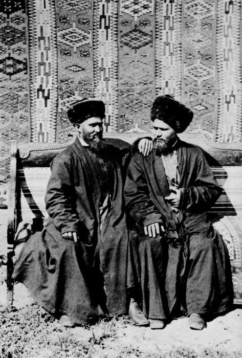Казанские татары. 1885 год.