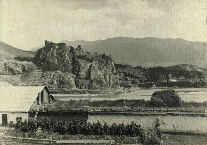 Крепость Ацхури в Ахалцихском уезде в июле 1897 году.