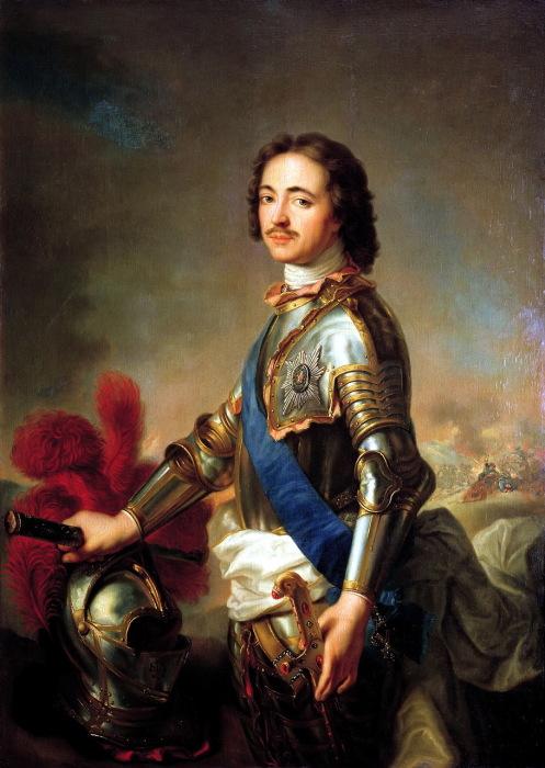 Портрет последнего царя всея Руси и первого Императора Всероссийского.