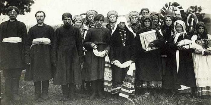 Свадьба. Тульская губ, 1902 год.