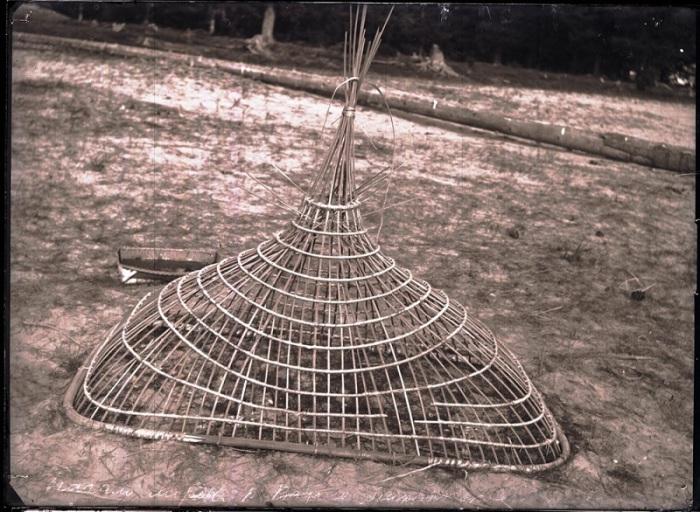 Охота на добычу. Ханты-Мансийский автономный округ, Нижневартовский район, село Ларьяк, 1912 год.