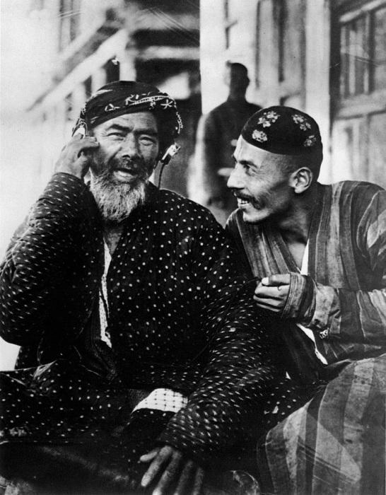 Голос Москвы на родном языке. Узбекистан, 1925 год.