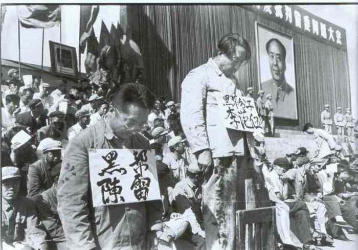 Сессия критики губернатора и партийного секретаря провинции Хэйлудзян Ли Фанву.
