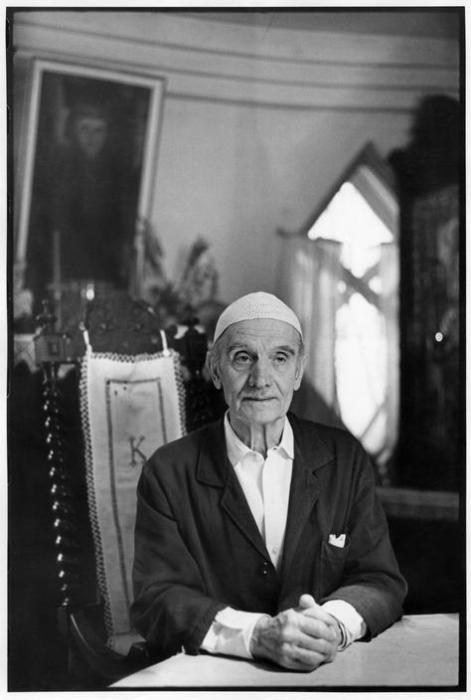 Константин Степанович Мельников - известный советский архитектор, художник и педагог.
