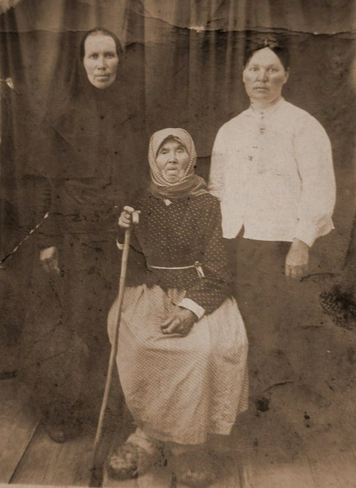 Коми-пермяки. Начало XX века
