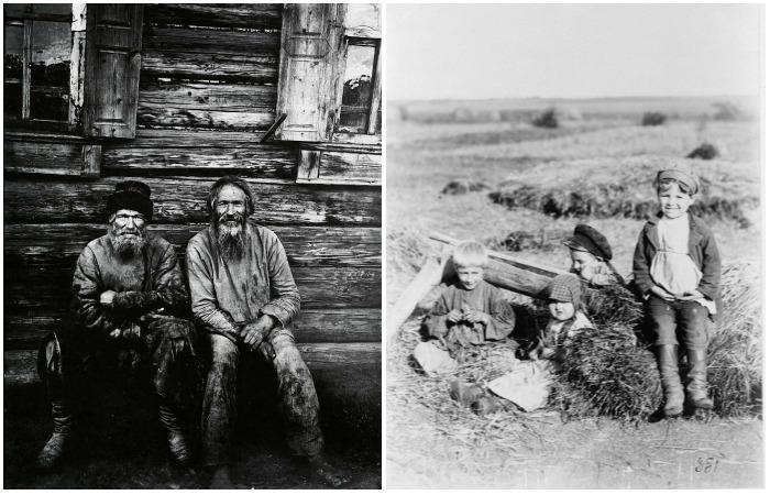 Повседневная жизнь крестьян в конце ХIX - начале ХХ века.