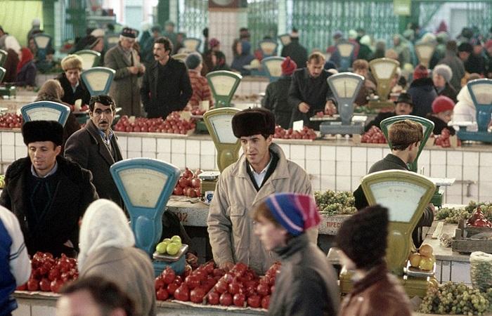 Рынки в Советском Союзе.