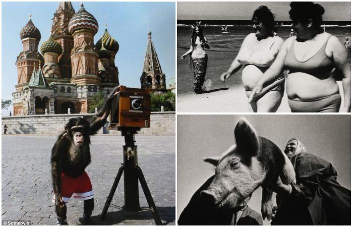 Самые дорогие советские фотографии, ушедшие с молотка.
