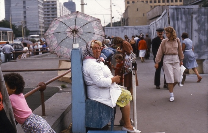 Фотографии, сделанные неизвестным фотографом в СССР.