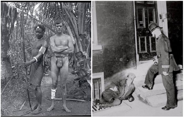 Документальные ретрофотографии знаменитого писателя Джека Лондона.