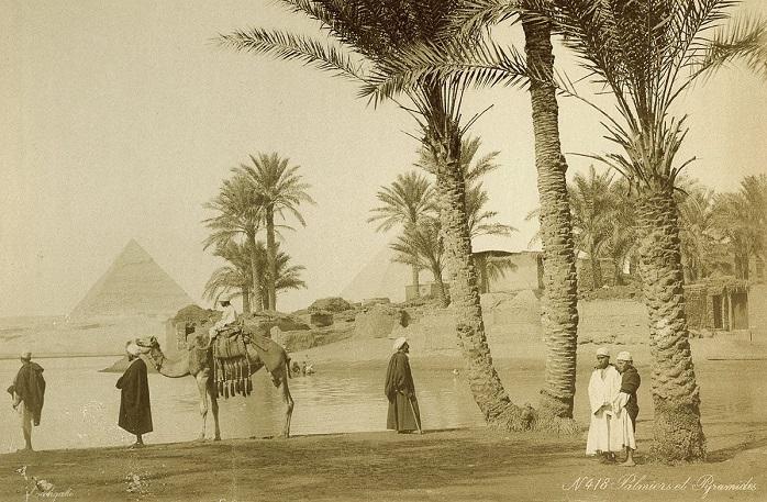 Уникальные фотографии, сделанные в Египте.