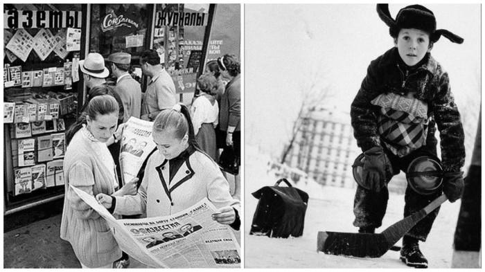 Колоритные фотографии, сделанные на территории СССР во второй половине XX века