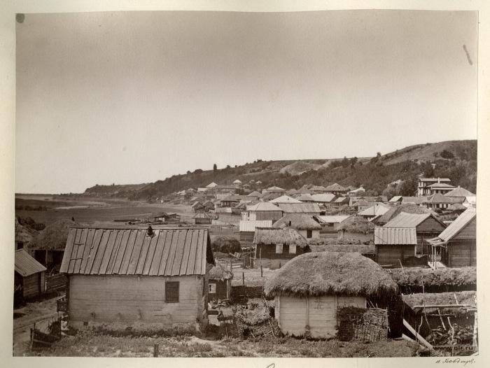 Станица Цимлянская.1875-1876 годов.