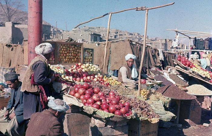 Уникальные фотографии, сделанные в Афганистане в середине ХХ столетия.