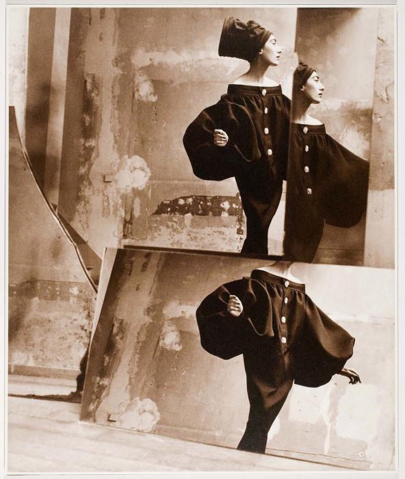 Актриса и модель Ан Дуонг, Жан Пату, 1986 год.