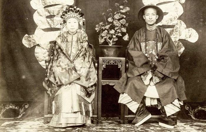 Редкие фотографии Китая времён правления последней династии импортеров.