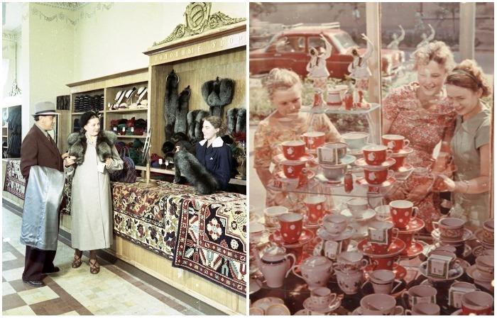 Советская реальность в объективе известных фотографов.