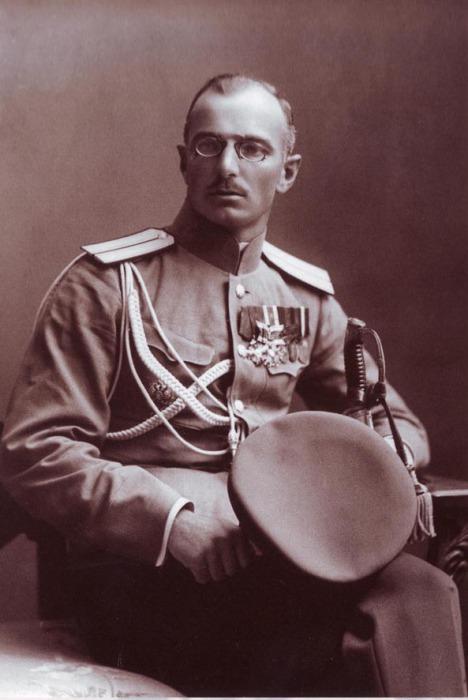 Генерал-майор Генерального штаба Михаил Гордеевич Дроздовский.