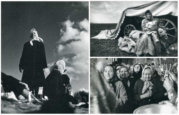 Коллекция фотографий, объехавшая всю Европу.
