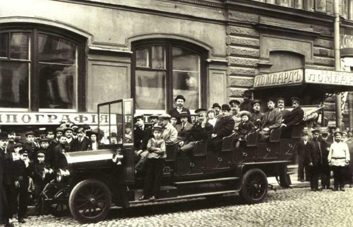 Фотографии из собрания Центрального государственного архива.