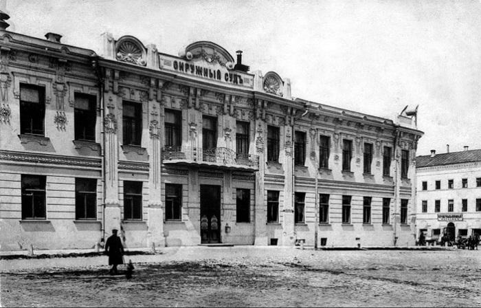 Архитектура крупнейшего города Среднего Поволжья.