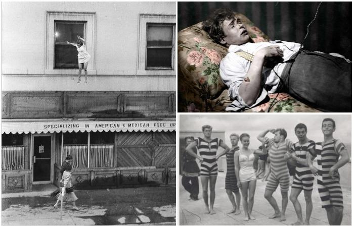 Редкие документальные фотографии, от которых захватывает дух.