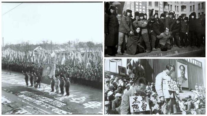 Культурная революция в Харбине.