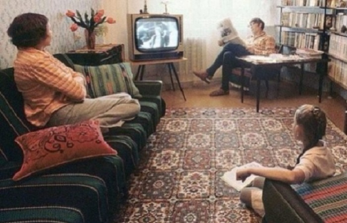 Колоритные фотографии разных лет из жизни советских людей.