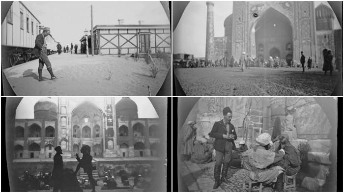Фотографии, сделанные Томасом Алленом в Туркестане в 1891 году.