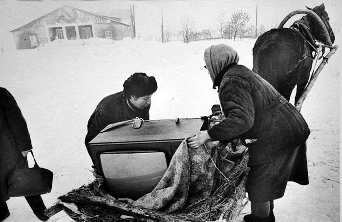 Фотографии, сделанные замечательным советским фотографом Марком Штейнбоком.