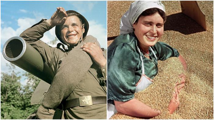 15 фотографий 1950-х годов из журнала «Огонёк»