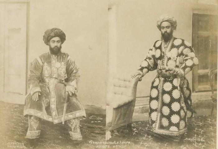Братья эмира. Бухара, конец 19 века.