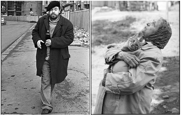 Уличные фотографии Владимира Сычёва – человека, который первым показал Западу повседневную жизнь советских людей