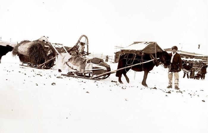 Ретро этнографические фотографии о жизни и быте инородцев в начале XX века.