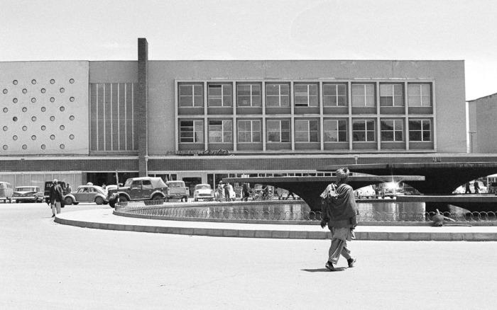 Здание министерства финансов в Кабуле, 9 июня 1966 года.