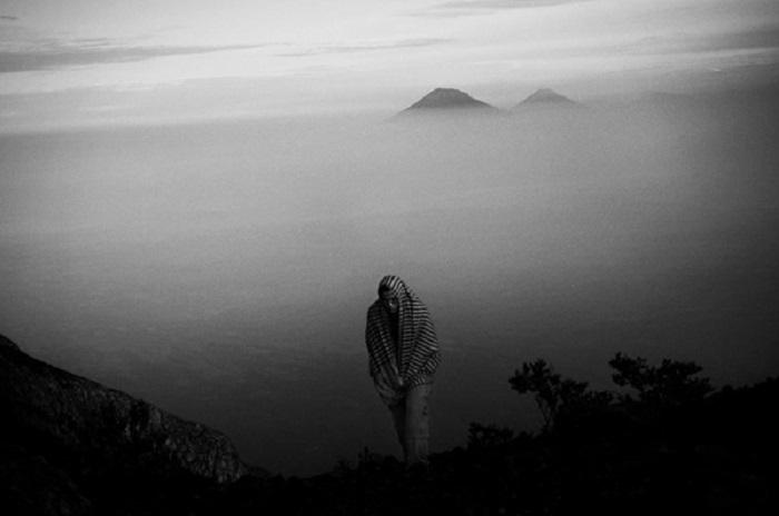 Горы и море. Автор фотографии: Кевин Ви Ли.
