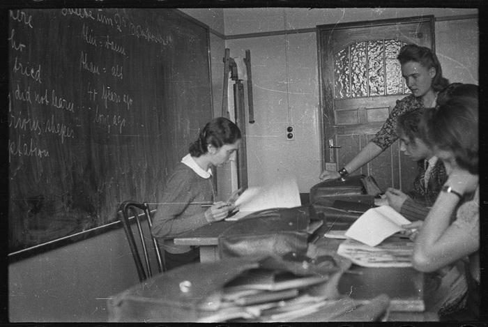 Уникальная фотография из архива Бондаря, сделанная в 1942 году.