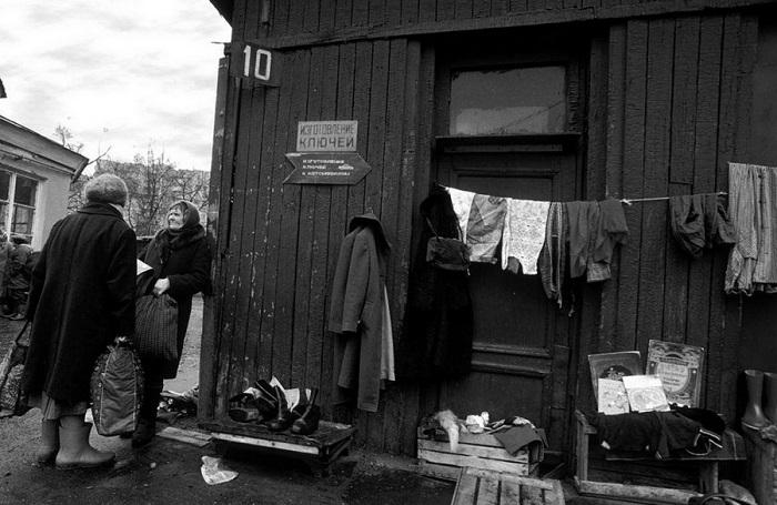 Чёрно-белые фотографии советской эпохи от гениального фотомастера Владимира Руфиновича Лагранжи.