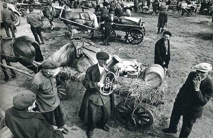 Ретро фотографии из жизни советских людей.