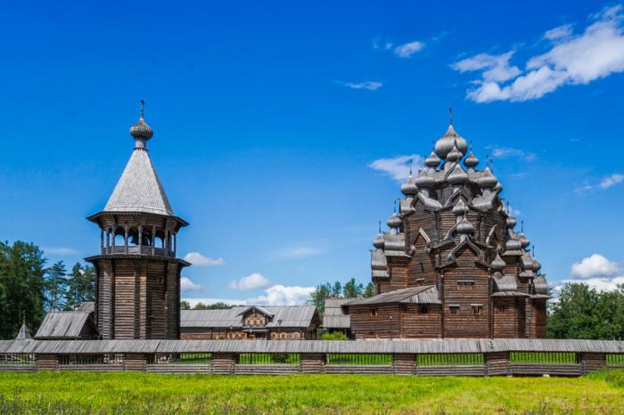 Панорама комплекса Усадьба Богословка.