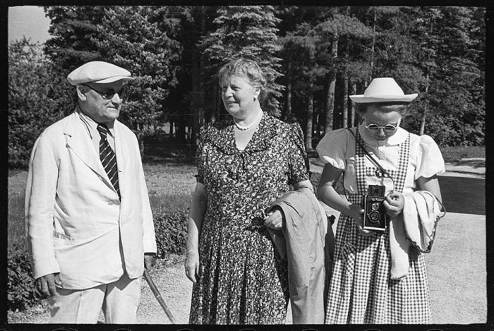 Уникальные кадры из семейного архива жителей Австрии времен Второй мировой войны.