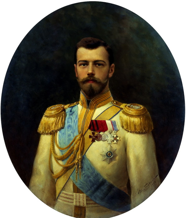 Портрет императора Всероссийского, Царя Польского и Великого Князя Финляндского.