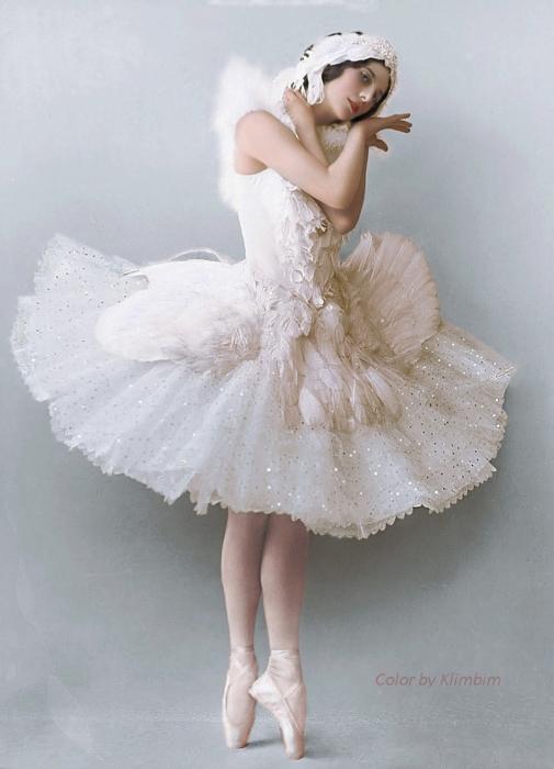Прима-балерина Мариинского театра.