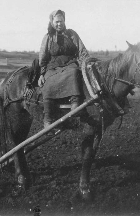 Фотография из альбома Н.А.Шабунина в 1906 году.