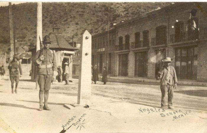 Период Мексиканской революции в 1910-х годах.